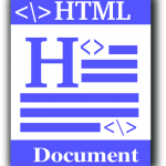 Open HTML